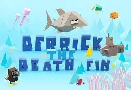 Derrick the Deathfin cover art