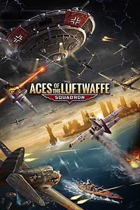 Aces of the Luftwaffe - Squadron cover art