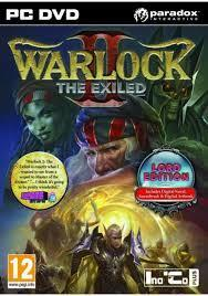 Warlock 2: The Exiled cover art