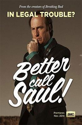 Better Call Saul Season 1 cover art