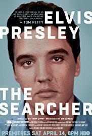 Elvis Presley: The Searcher cover art