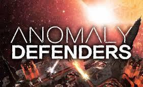 Anomaly Defenders cover art
