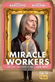 Miracle Workers Season 1 cover art