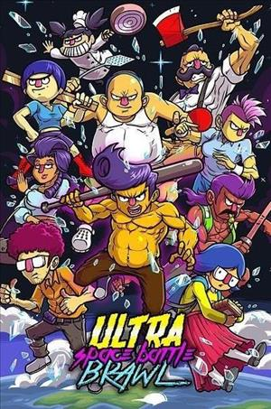 Ultra Space Battle Brawl cover art