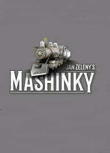 Mashinky cover art