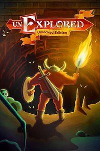 Unexplored: Unlocked Edition cover art