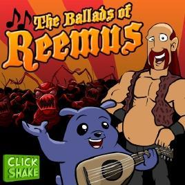 Ballads of Reemus: When the Bed Bites cover art