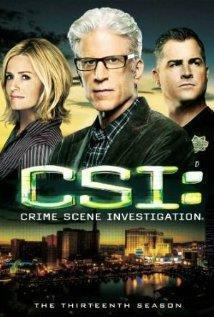 CSI: Las Vegas Season 15 cover art