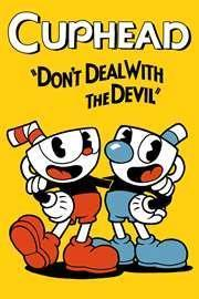 Cuphead cover art