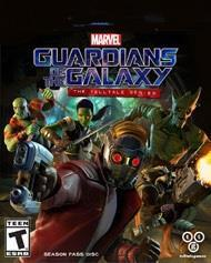 Marvel's Guardians of the Galaxy: The Telltale Series Episode 5 cover art
