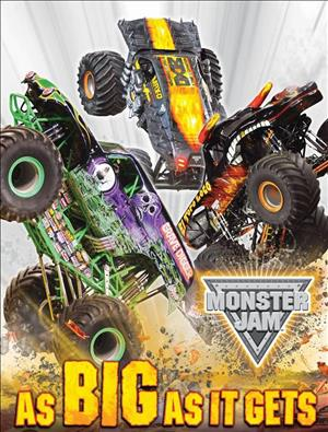 Monster Jam: As Big As It Gets cover art