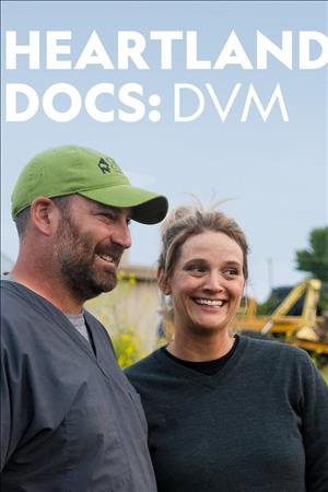 Heartland Docs, DVM Season 1 cover art