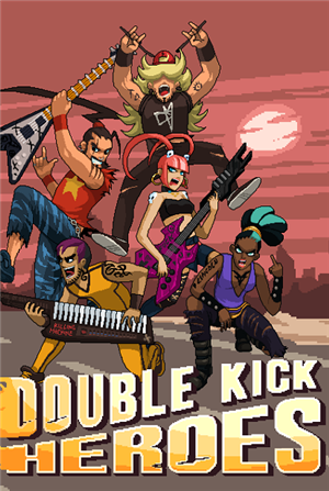Double Kick Heroes cover art