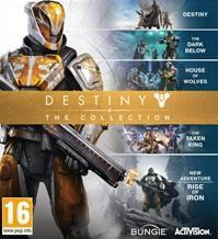 Destiny: The Collection cover art