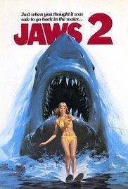 Jaws 2 cover art