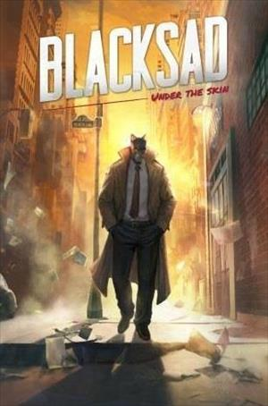 Blacksad: Under the Skin cover art