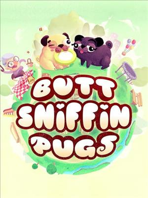 Butt Sniffin' Pugs cover art