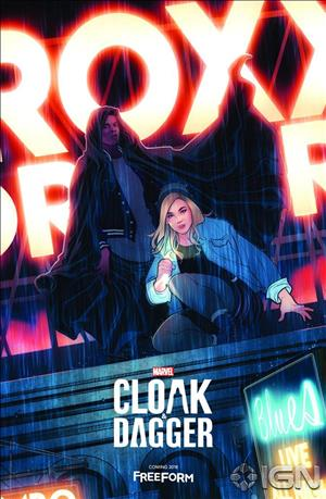 Marvel's Cloak & Dagger Season 1 cover art