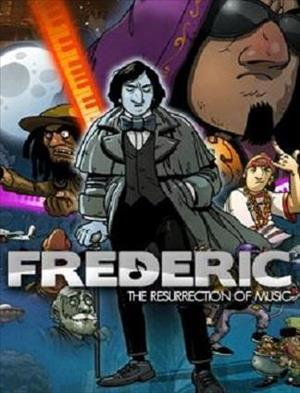 Frederic: Resurrection of Music Director's Cut cover art