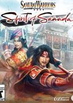 Samurai Warriors: Spirit of Sanada cover art