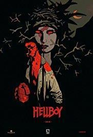 Hellboy cover art