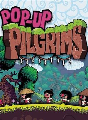 Pop-Up Pilgrims cover art