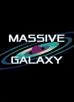 Massive Galaxy cover art