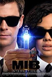Men In Black International cover art