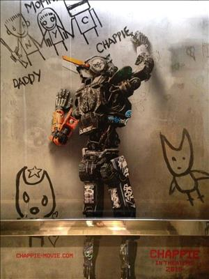 Chappie cover art