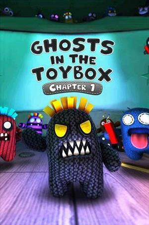 Ghosts in the Toybox: Chapter 1 cover art