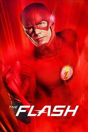The Flash Season 3 cover art