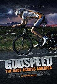 Godspeed: The Race Across America cover art
