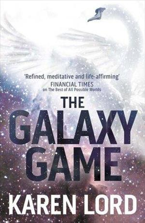 The Galaxy Game cover art