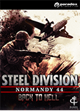 Steel Division: Normandy 44 - Back to Hell cover art
