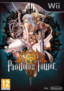 Pandora's Tower cover art