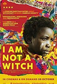 I Am Not a Witch cover art