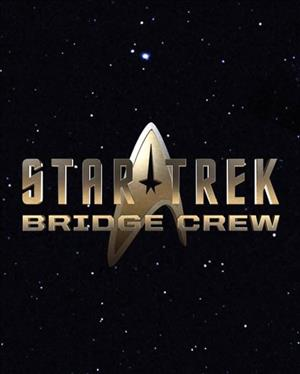 Star Trek: Bridge Crew cover art