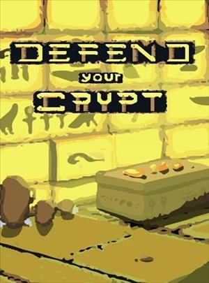 Defend Your Crypt cover art