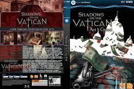 Shadows on the Vatican Act I: Greed cover art