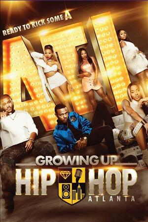 Growing Up Hip Hop: Atlanta Season 2 cover art