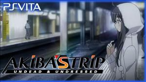Akiba's Trip: Undead & Undressed cover art
