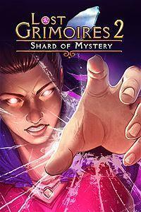Lost Grimoires 2: Shard of Mystery cover art