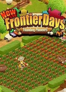 New Frontier Days: Founding Pioneers cover art