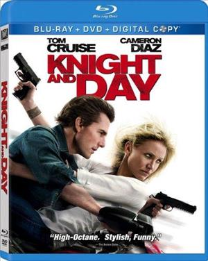 Knight and Day cover art