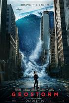Movie Geostorm  DVD cover art