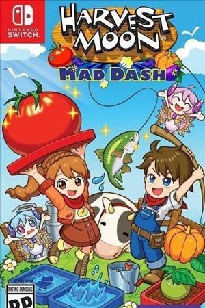 Harvest Moon: Mad Dash cover art