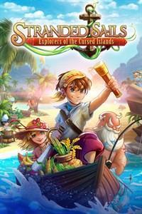 Stranded Sails: Explorers of the Cursed Islands cover art