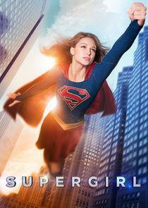 Supergirl Season 2 cover art