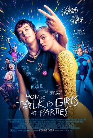 How to Talk to Girls at Parties cover art