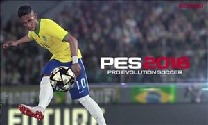 Pro Evolution Soccer 2016 cover art